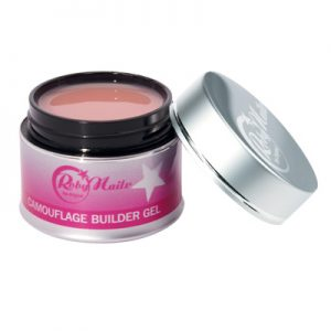 CAMOUFLAGE GEL BUILDER ROBY NAILS