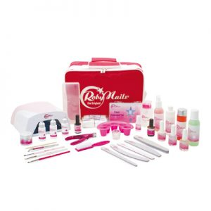 KIT DELUXE GEL SYSTEM ROBY NAILS