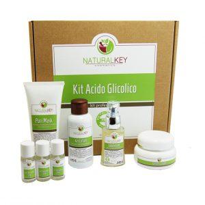 trattamento acido glicolico