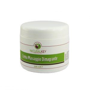 Crema massaggio dimagrante