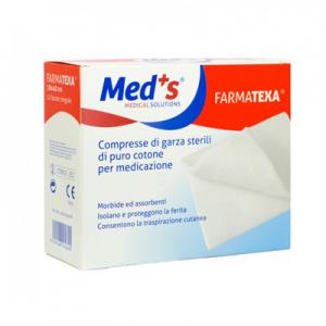 Compresse di garza sterili