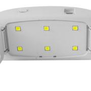 lampada ricostruzione unghie uv mini led portatile